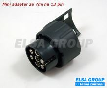 Adapter 7-13pinov