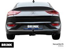 Ťažné zariadenie Hyundai i30 Fastback 2018-, BMA, BRINK