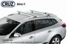 Strešný nosič Renault Grand Scenic IV 5dv. MPV s pozdľžnikmi, Airo ALU