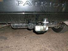 Tažné zařízení Jeep Patriot 2