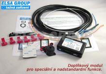 Prídavný modul elektroinštalácií UN023BM/UN024BM
