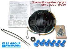 Elektroinštalácia univerzálna 7-pinová 190 cm