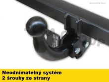 Ťažné zariadenie Audi A8 2010-2013/10 , pevné, -