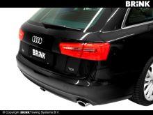 Ťažné zariadenie Audi A7 2010- , odnímatelný BMA, BRINK