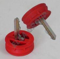 ND Náhradné kľúče pre čap Westfalia vertikal 2W36