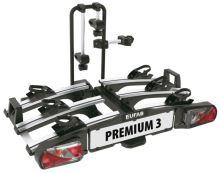 Nosič bicyklov Eufab Premium III - 3 kola, na ťažné zariadenie