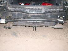 Ťažné zariadenie Volkswagen Passat Variant (kombi) 2014- (B8), pevný čep 2 šrouby, BRINK