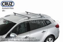 Strešný nosič Dacia Duster s pozdlžnikmi