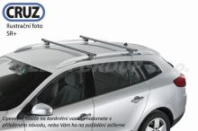 Strešný nosič Renault Scenic XMOD s pozdľžnikmi