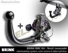Zariadenie pre nosiče bicyklov BMW i3 2013- , nosič zavazadel, BRINK