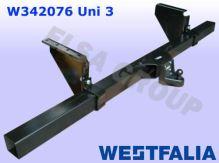 Ťažné zariadenie UNI 3 (doporučený čep 329103)